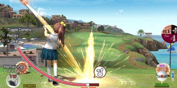 Everybody's Golf Next análisis