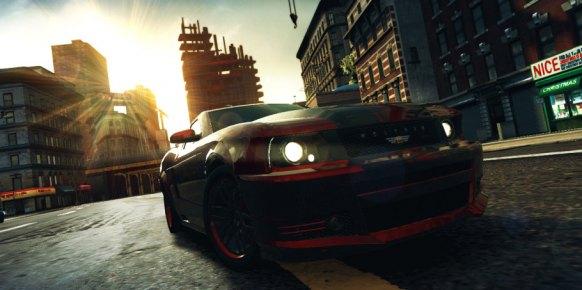 Ridge Racer Unbounded: Impresiones jugables