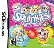 Carátula de Squinkies - DS