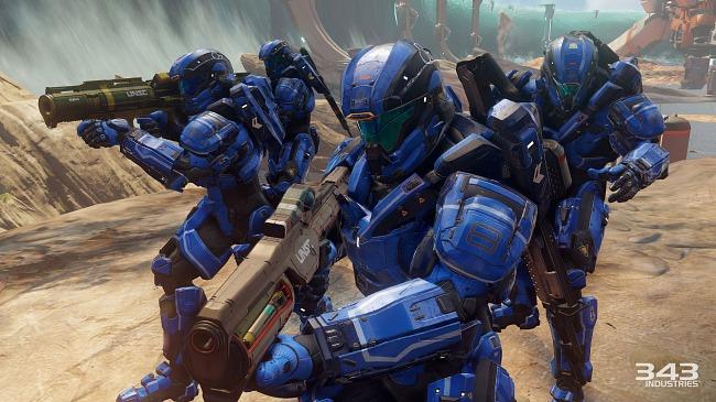 Imagen de Halo 5: Guardians, futuro juego de la serie