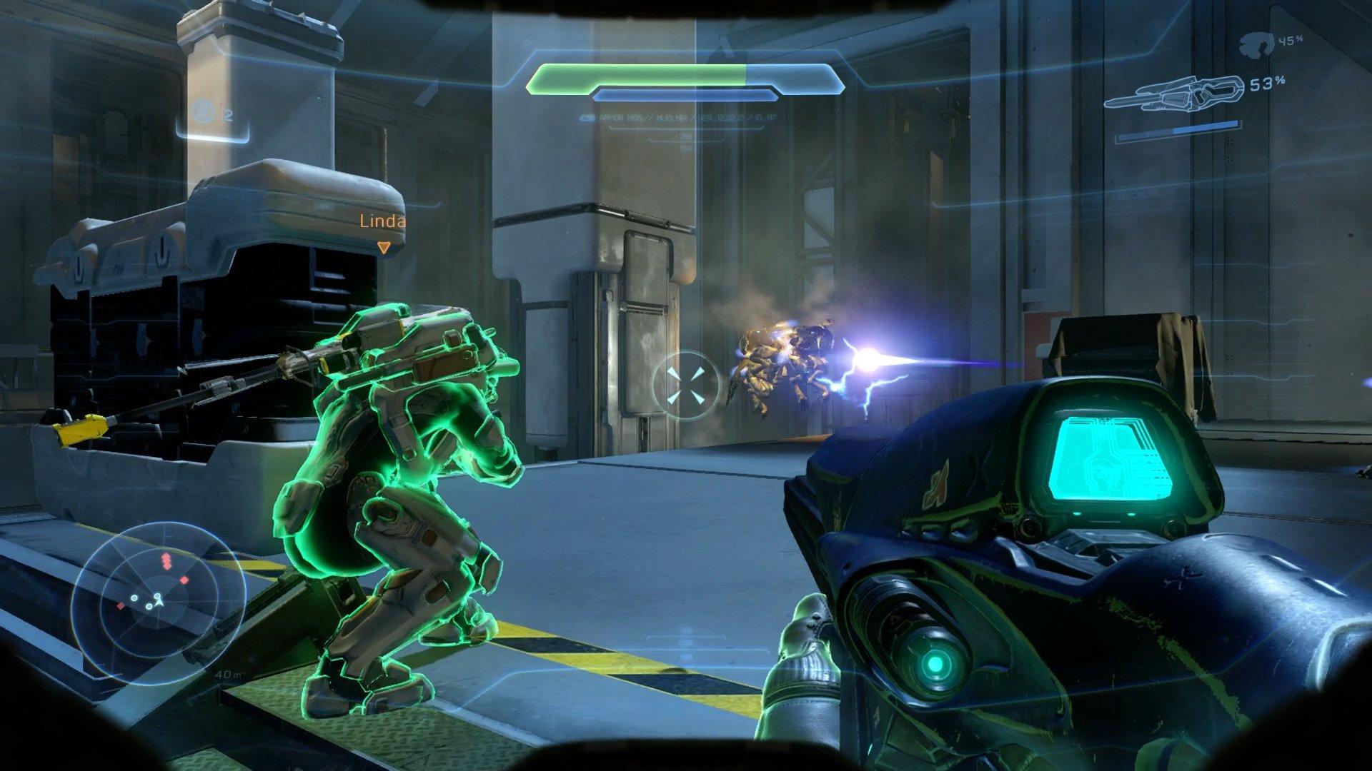 Halo 5 El Juego Bilgisayar Temizleme