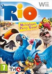 Carátula de Rio - Wii