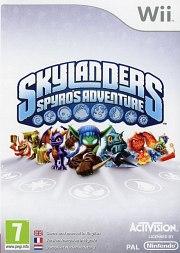 Carátula de Skylanders: Spyro's Adventure - Wii
