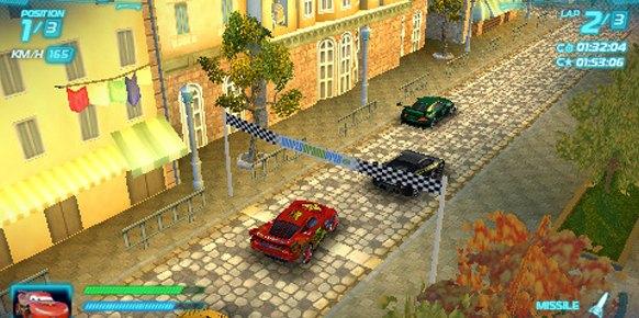 Cars 2 análisis