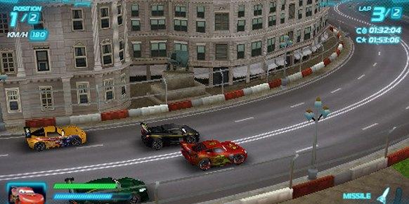 Cars 2 PSP