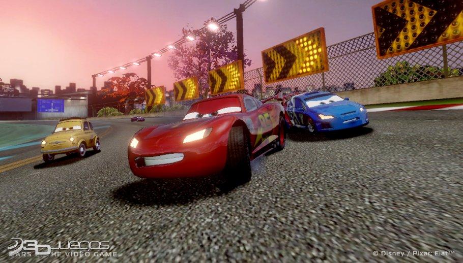 Cars 2 - An�lisis