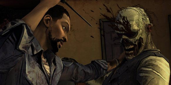 The Walking Dead Episode 1: The Walking Dead Episode 1: Primer contacto