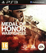 Carátula de Medal of Honor: Warfighter - PS3