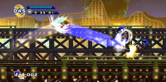 Sonic the Hedgehog 4 Episode 2 PC