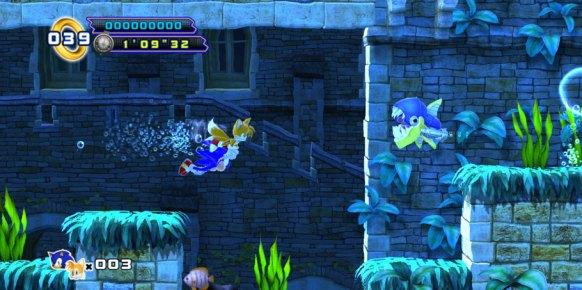 Sonic the Hedgehog 4 Episode 2 análisis