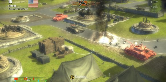 Toy Soldiers Cold War Xbox 360