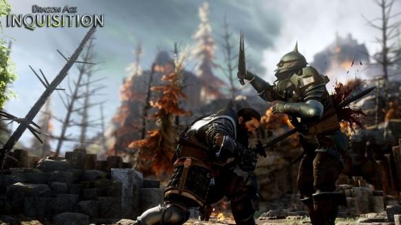 Dragon Age Inquisition: Dragon Age Inquisition: Impresiones E3 2014