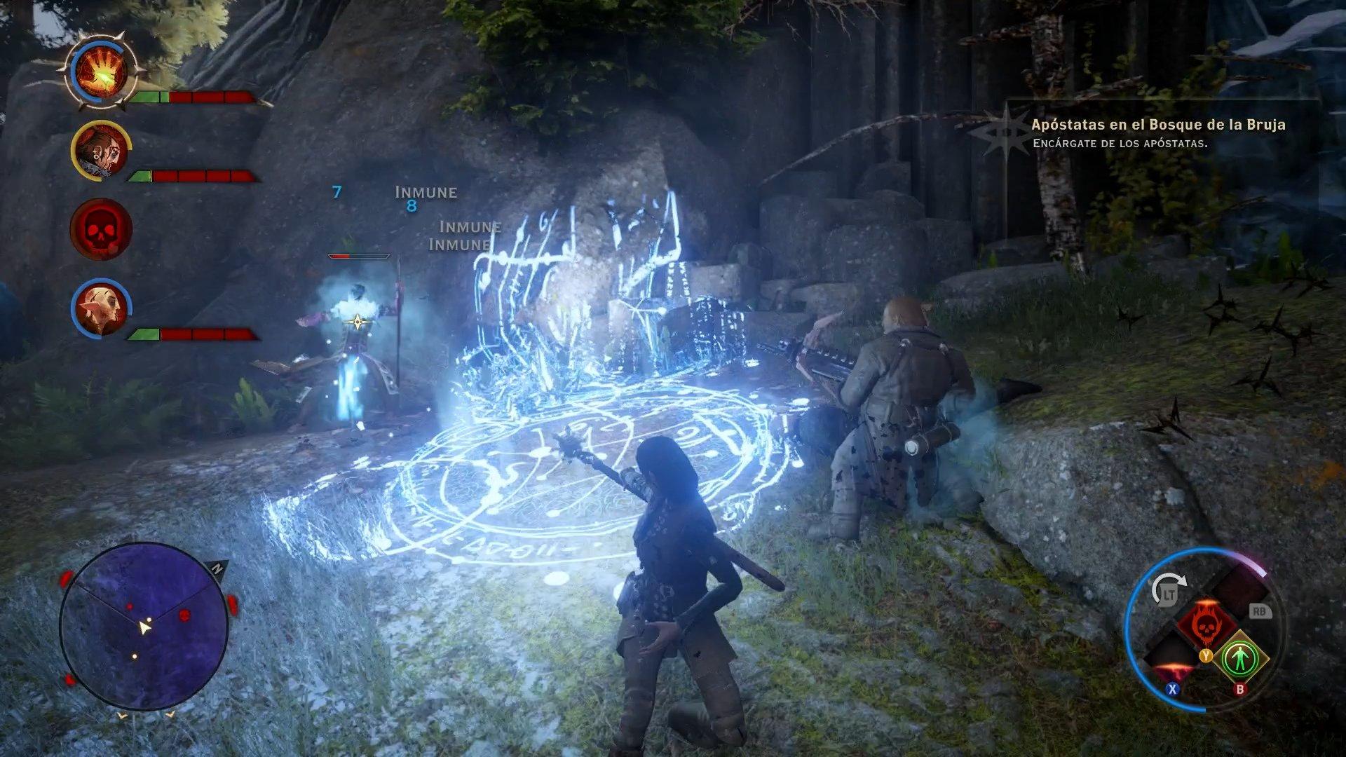 Analisis De Dragon Age Inquisition Para Ps4 3djuegos