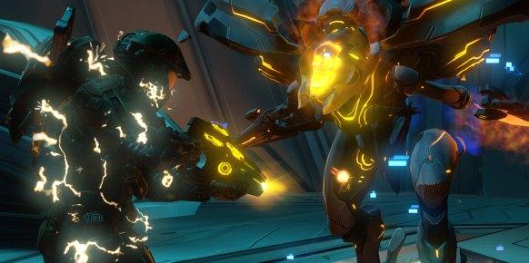 Halo 4 an�lisis