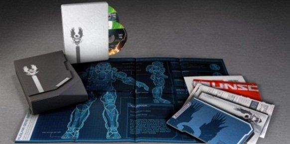 Edición Limitada de Halo 4