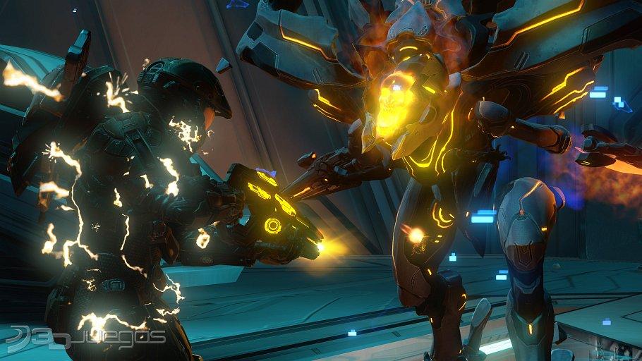 Halo 4 - An�lisis