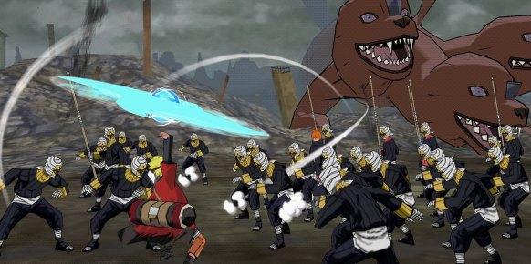 Naruto Ultimate Ninja Impact análisis