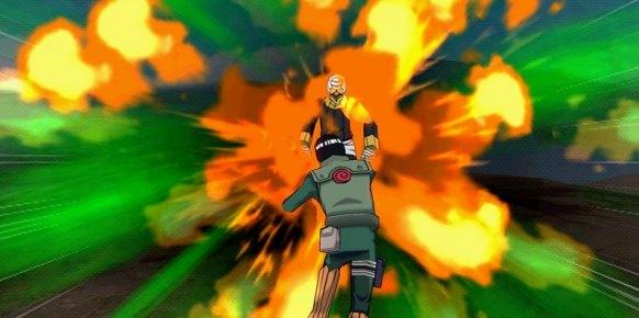 Naruto Ultimate Ninja Impact PSP
