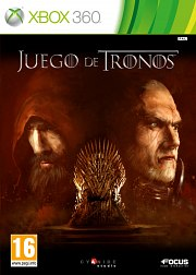 Carátula de Juego de Tronos - Xbox 360
