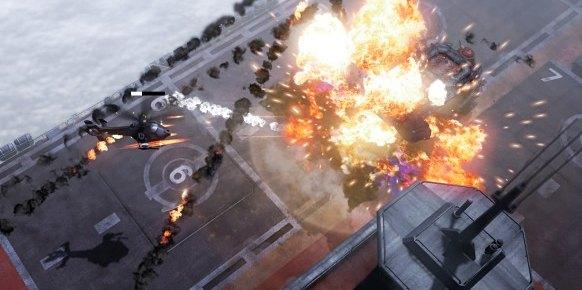 Renegade Ops Xbox 360