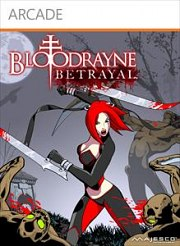 Carátula de BloodRayne: Betrayal - Xbox 360