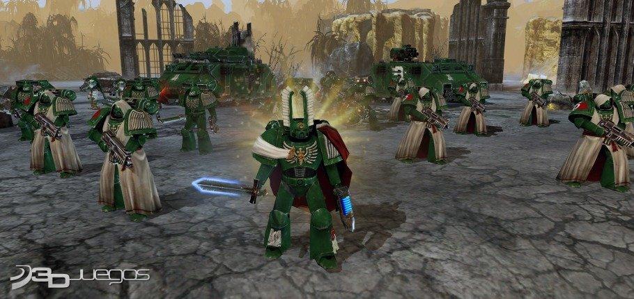 Warhammer 40,000 Dawn of War 2: Retribution - Dark Angels