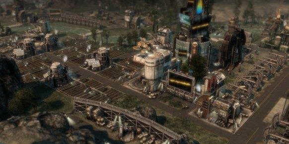 Anno 2070: Anno 2070: Primer contacto
