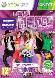 Carátula de Let's Dance - Xbox 360