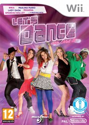 Carátula de Let's Dance - Wii