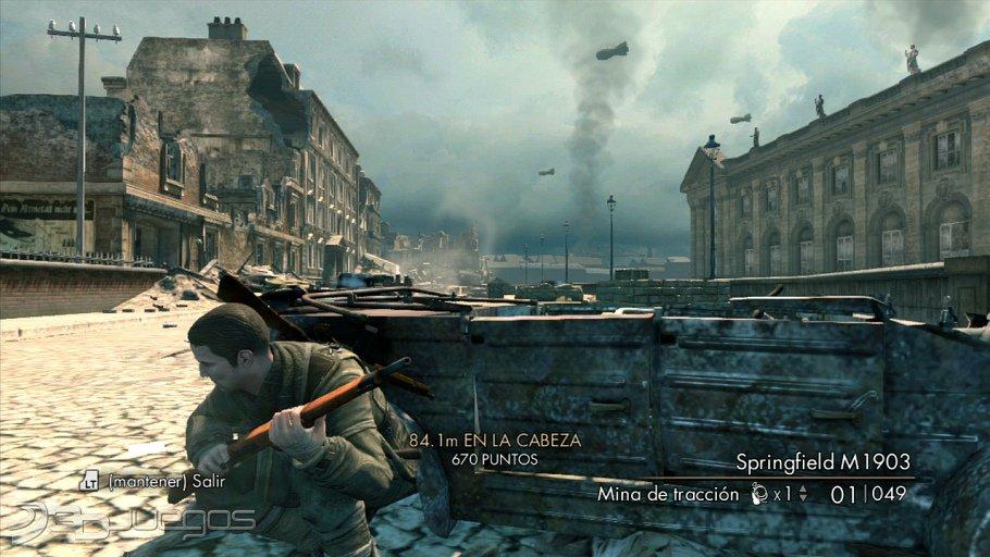 Sniper Elite V2 - An�lisis