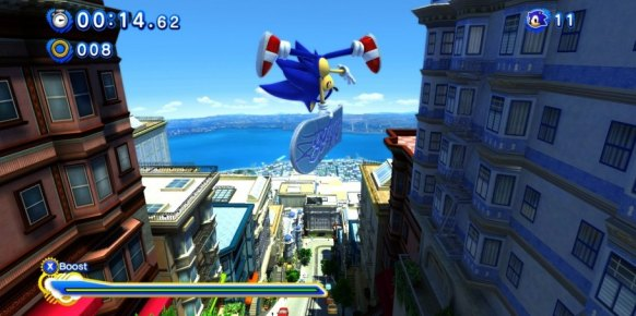 Sonic Generations análisis