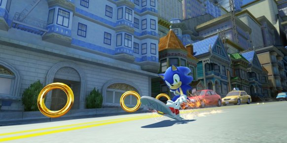 Sonic Generations: Sonic Generations: Impresiones jugables