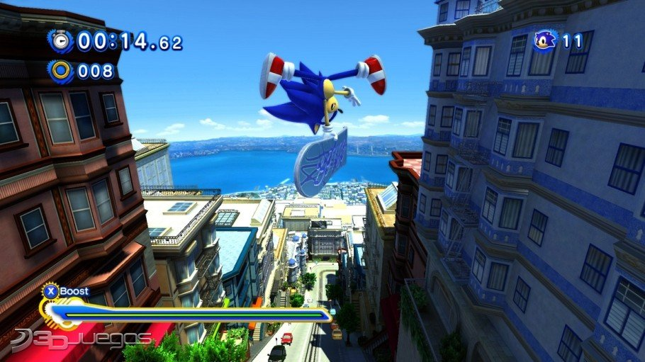 Sonic Generations - An�lisis
