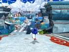 Sonic Generations - Pantalla