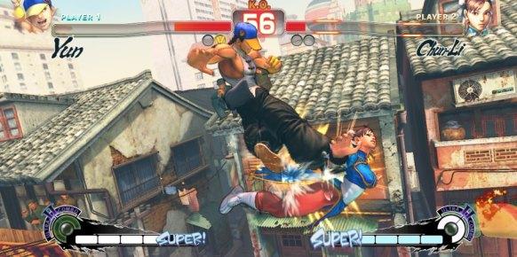 Super Street Fighter IV Arcade PC
