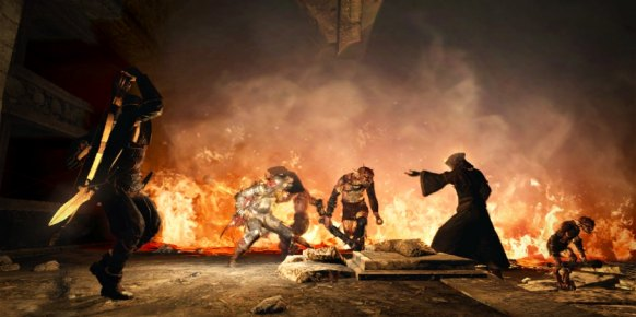 Dragon's Dogma: Impresiones Captivate 2011