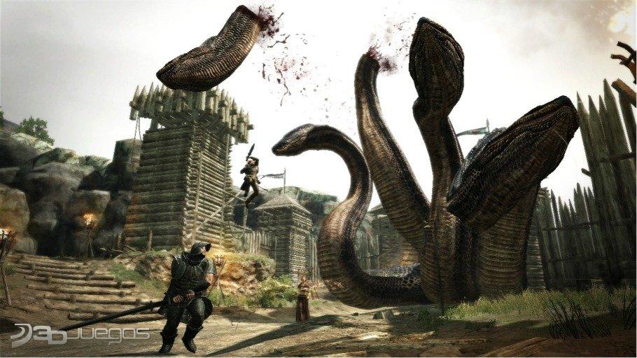 Dragon's Dogma - Impresiones jugables Gamescom