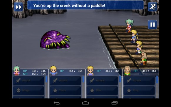 Final Fantasy VI iOS