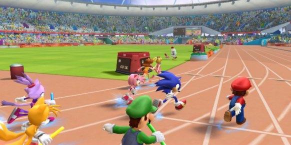Mario y Sonic JJOO - London 2012 análisis