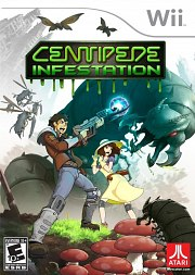Carátula de Centipede: Infestation - Wii