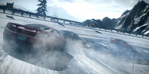 Need for Speed The Run: Need for Speed The Run: Impresiones GamesCom