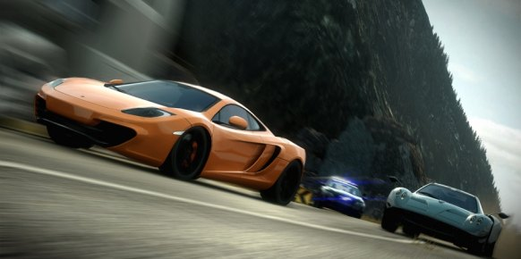 Need for Speed The Run: Need for Speed The Run: Impresiones jugables