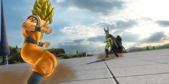Dragon Ball Z Ultimate Tenkaichi an�lisis