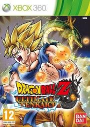 Carátula de Dragon Ball Z Ultimate Tenkaichi - Xbox 360