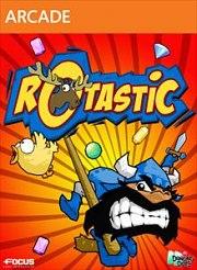 Carátula de Rotastic - Xbox 360