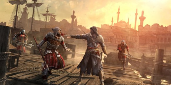 Assassin's Creed Revelations: Assassin's Creed Revelations: Impresiones E3 2011