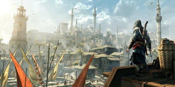 Assassin's Creed Revelations: Assassin's Creed Revelations: Entrevista Alexandre Amancio