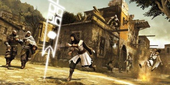 Assassin's Creed Revelations: Assassin's Creed Revelations: Impresiones multijugador