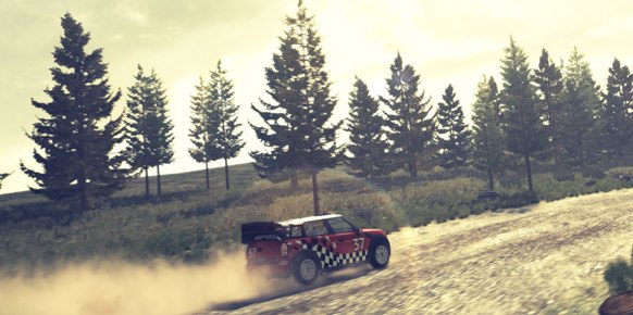 WRC 2 PC