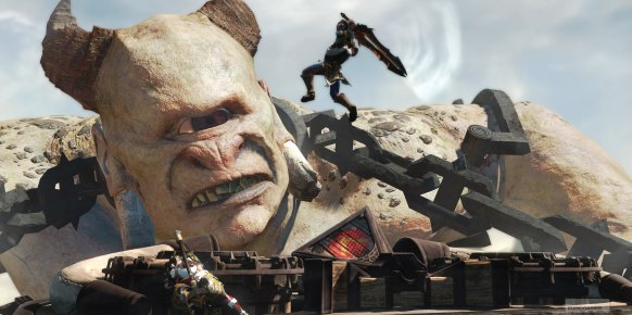 God of War Ascension: God of War Ascension: Impresiones Multijugador